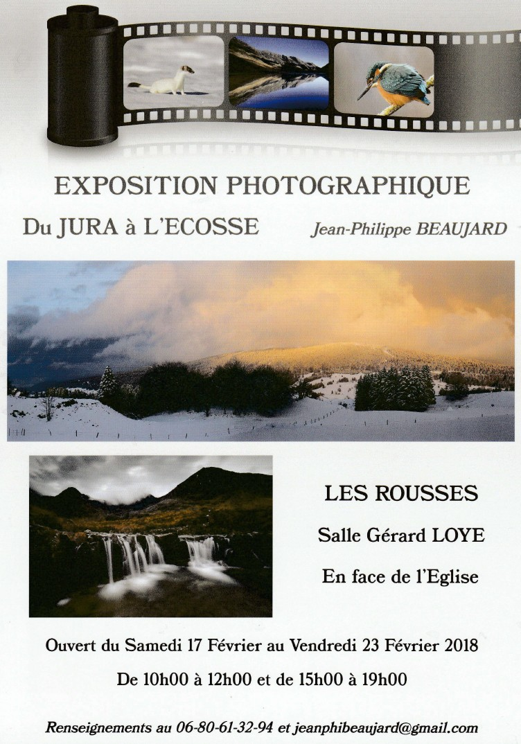 Exposition - Jean-Philippe Beaujard