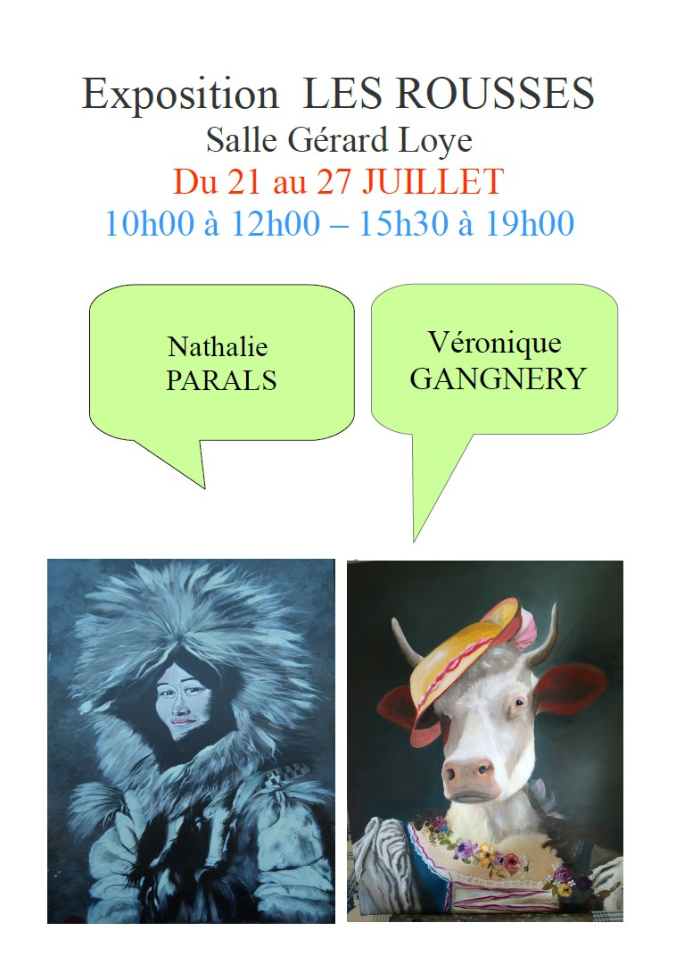Exposition V. Gangnery / N. Parals