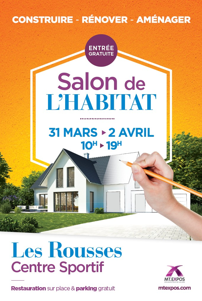 Commune des rousses haut jura tout l 39 agenda for Salon de l habitat 2017 paris